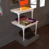 Table shelves