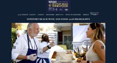Newport Beach Wine + Food Festival