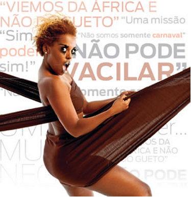 Madame Ainá Garcia, Rio de Janeiro, 28, hair e fashion designer