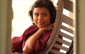Author Fabiana Moraes