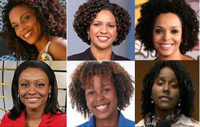 jornalistas negras