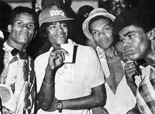 baile-funk 1970s