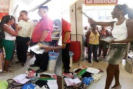 Le Biscuit - Duas irmãs, Áurea e Dulce Santos, acusam de ter sofrido preconceito racial por parte da Le Biscuit, de Camaçari, enquanto olhavam produtos na loja
