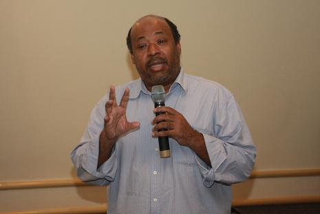 Athayde Motta, director of the Baobá Fund for Racial Equality