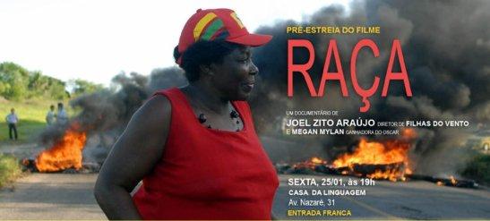 """Documentary """"Raça"""" opened nationally on May 17th"""