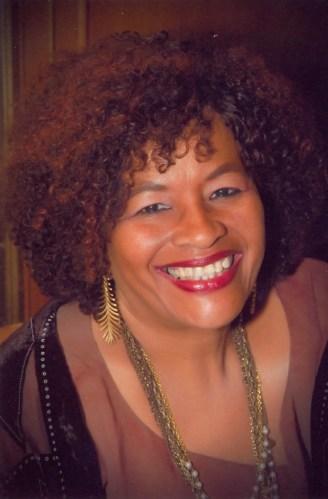 Businesswoman Lia Vieira