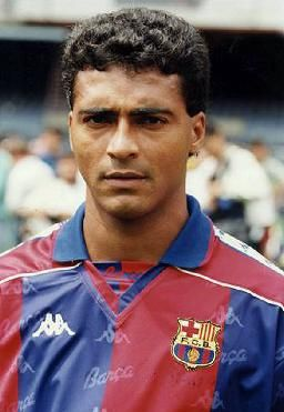 Former soccer star Romário de Souza Faria