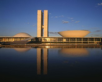 Congress in Brasília: The Federal District and capital city