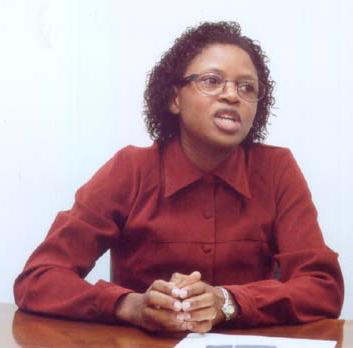 Gislene Aparecida dos Santos, supervisor of the master's study
