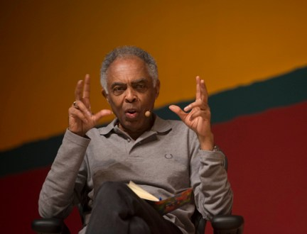 """Singer/musician and former Minister of Culture Gilberto Gil commented on the """"whiteness"""" of the fans in the stands of Brazil's soccer stadiums"""