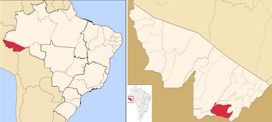 Brazil: Brasiléia, Acre