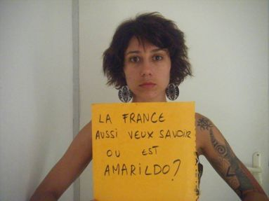 "From France: ""Where is Amarildo?"""