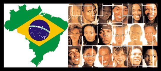 The black population in Brazil was declared the majority in the 2010 census