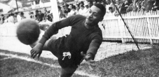 Barbosa suffered for years after being blamed for Brazil's loss in the 1950 World Cup
