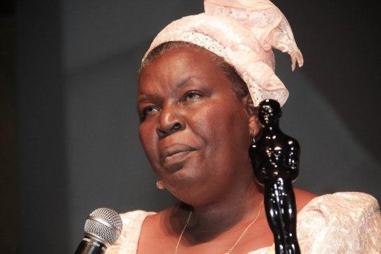 Mozambican writer, Paulina Chiziane