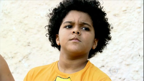 8-year old Lucas Neiva de Oliveira was denied re-enrollment at his school. His mother believes it is due to his hair