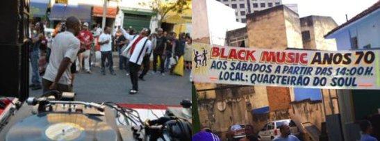 1970s Black Music Saturdays starting at 2pm Location: Quarteirão do Soul