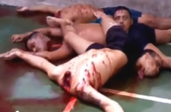 Bodies in prison complex in northeastern Brazil