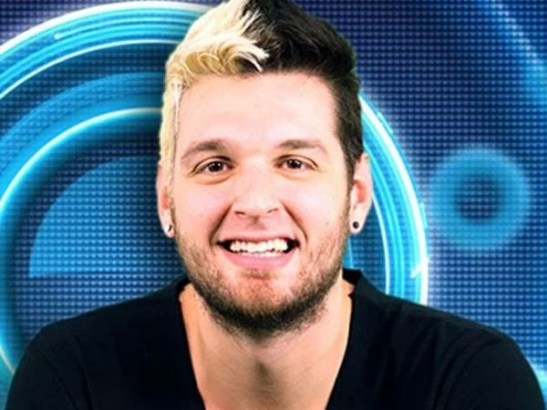 """Cássio Lannes is a participant in the 14th edition of the reality show """"Big Brother Brasil"""" or BBB"""