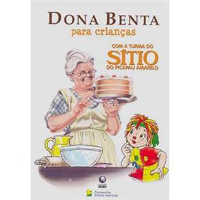 Dona Benta cookbook