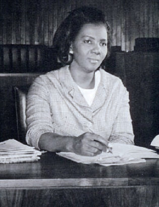 Theodosina started her political career in 1968