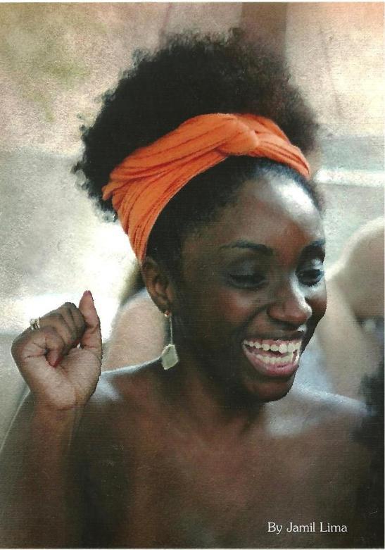 Writer, poet, activist Nina Silva