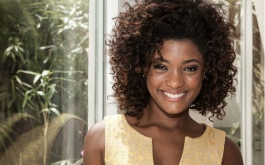 …and the fruit of that rape is Alice, played by Erika Januza