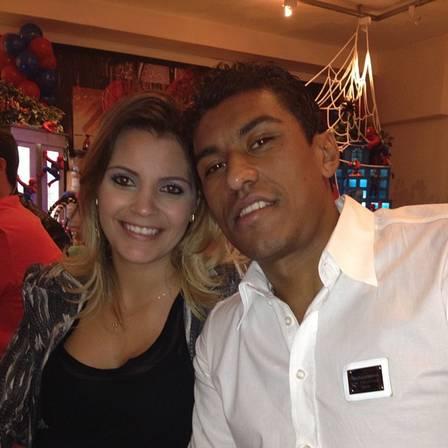 Paulinho and Barbara