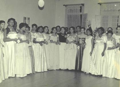 Photo from the museum's archives