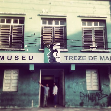The Treze de Maio Museum has long fought for improvements