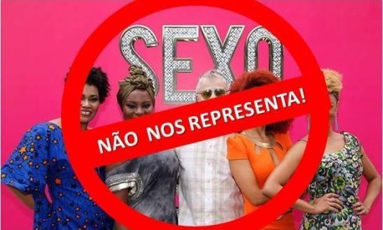 """Sexo e as negas""...""doesn't represent us: Black women vehemently reject new TV series"