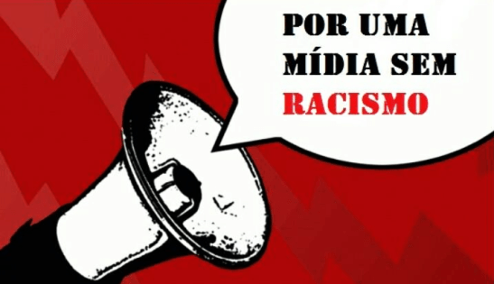 """""""For a media without racism"""""""