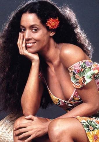 """Sônia Braga in """"Gabriela"""" 1975"""