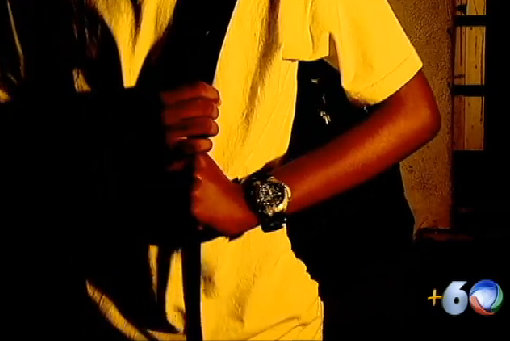 Teen accused of shoplifting in Rio