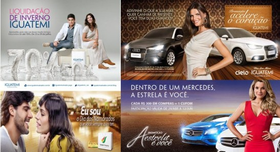 The whiteness of advertising in Brazil