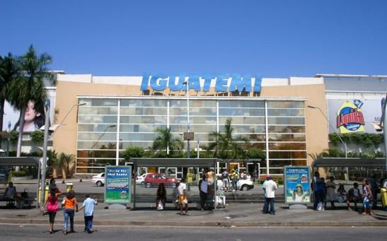 Iguatemi Shopping mall in Salvador, Bahia