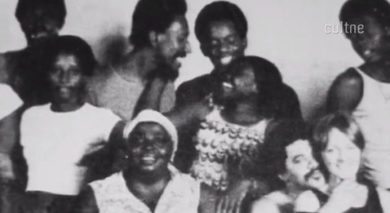 In 1973, Renascença Clube actors took the famed 'Orfeu Negro' film to the stage