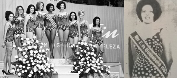 In 1964, Vera Lúcia Couto representing the club would win the Miss Guanabara contest, a victory for nation that only recognized white beauty