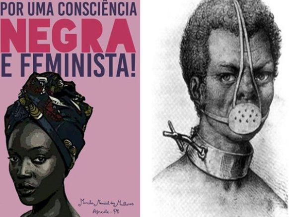 'Vocês veem preconceito em tudo' - o silêncio da mulher negra nos movimentos feministas - capa