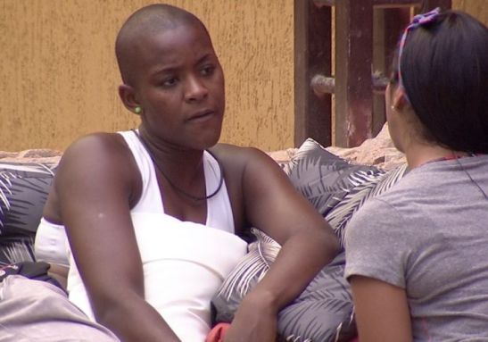 Angélica in a scene from the reality show