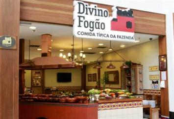 Divino Fogão restaurant