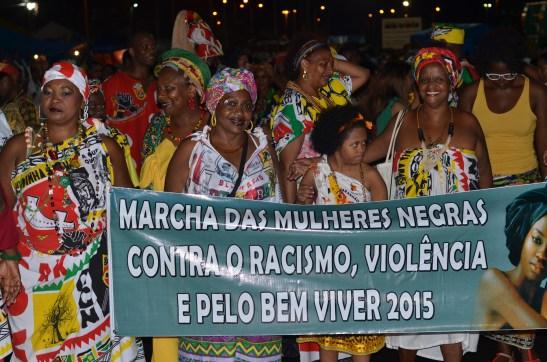 Women from the northeastern state of Maranhão