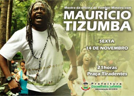 Maurício Tizumba