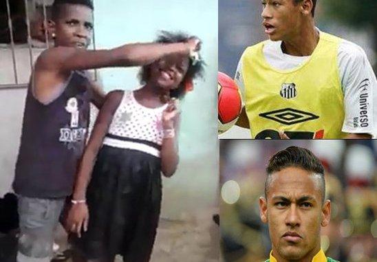 cabelo de nati neymar before and after