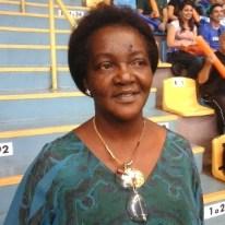 Magali Dias Assumpção, athlete's mother