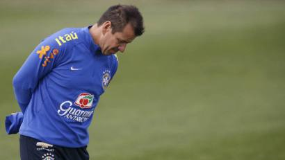 Carlos Caetano Bledorn Verri, better known as Dunga, the coach of Brazil's national futebol team
