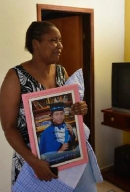 a mãe da mulher, Ivania Xavier da Silva 3