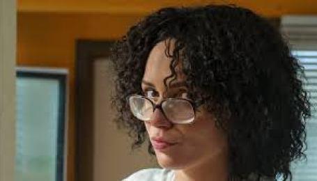 Monica in the same novela as Cida the poor woman