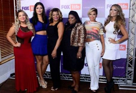 The women of 'Lucky Ladies'