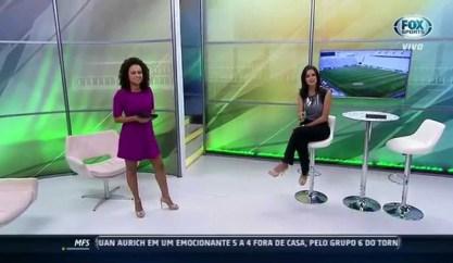 Karine Alves + Lívia Nepomuceno